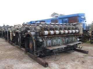 7FDL 16 Cylinder Engines