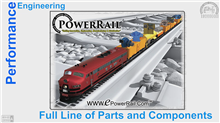 PowerRail Main Products