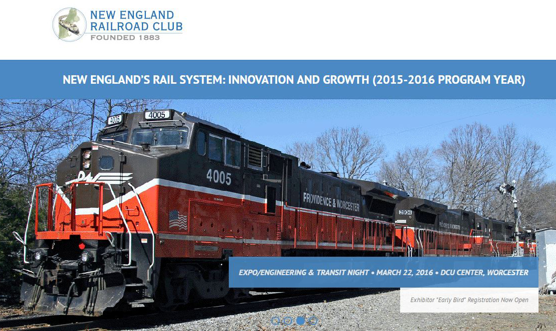 PowerRail to Attend the 2016 New England Rail Forum & Expo