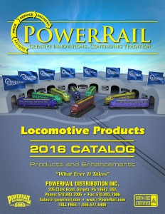The New 2016 PowerRail Catalog is Here