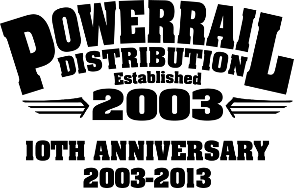 PowerRail Turns 10 Years Old!