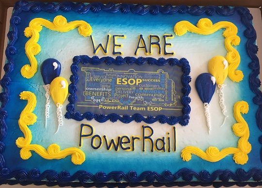 PowerRail ESOP Statement Day
